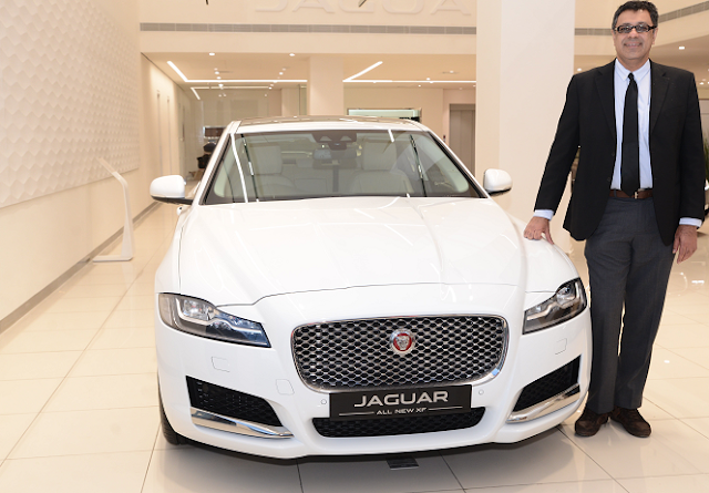 JAGUAR LAUNCHES THE LOCALLY MANUFACTURED XF AT ₹ 47.50 LAKH IN INDIA