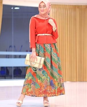 Model Gamis Terbaru 2019 Dian Pelangi Untuk Kondangan Dan Lebaran