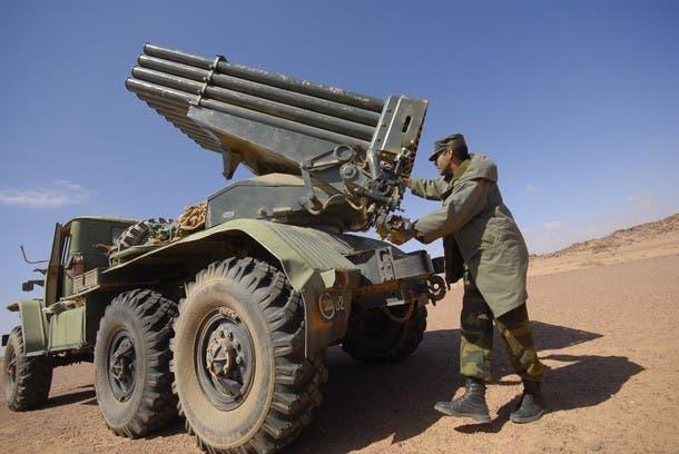 Operaciones armadas del Ejército saharaui contra las bases marroquíes 19, 20 y 23 en Mahbes (norte).