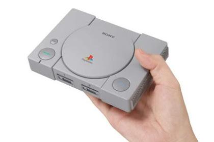 Inilah Playstation Classic, dengan 20 Pre-Loaded Games yang Bikin Kita Kangen-Kangenan PS Jadul