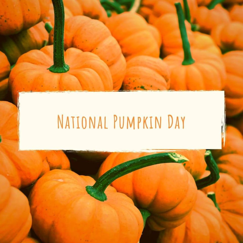 National Pumpkin Day Wishes Images