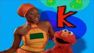 India Arie and Elmo sing The Alphabet Song. Sesame Street Preschool is Cool ABCs With Elmo
