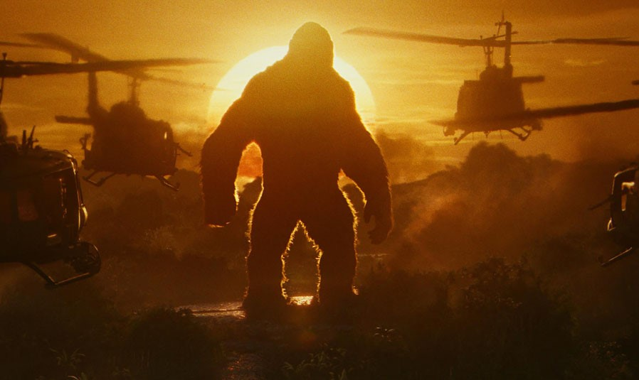 "Trailer final de ""Kong: A Ilha da Caveira"" traz mais caos e monstros"