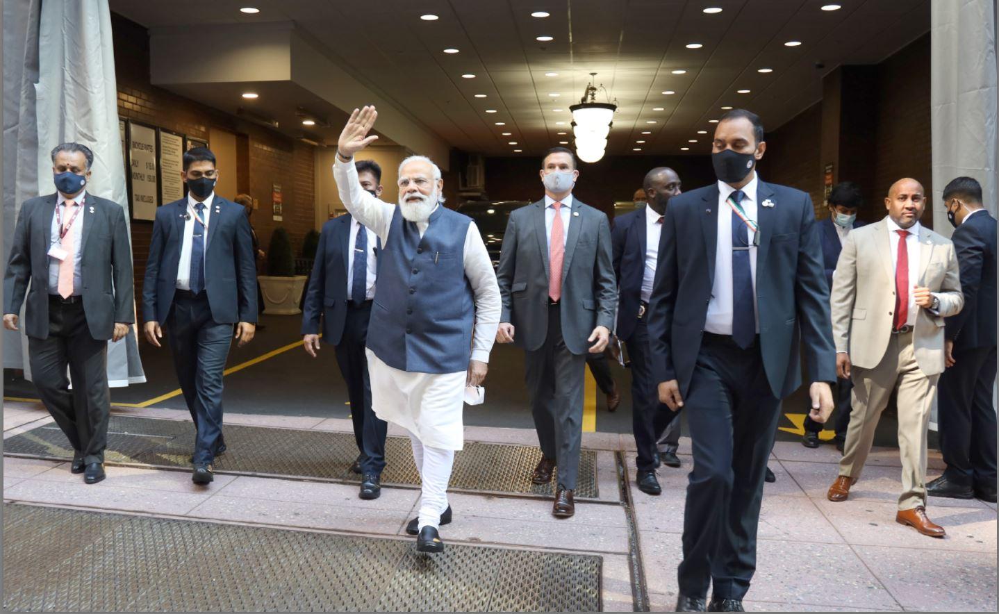 संयुक्त राष्ट्र महासभा में पीएम मोदी ने पाकिस्तान और चीन पर जोरदार हमला बोला,कहा आग लगाने वाला मुल्क है पाकिस्तान
