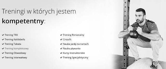 Trener personalny w Krakowie
