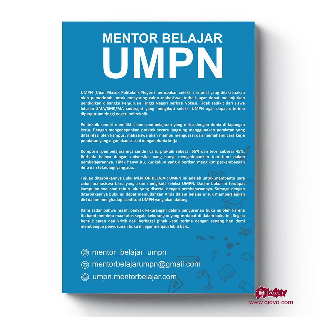 Buku Kumpulan Soal dan Pembahasan UMPN Bidang Rekayasa