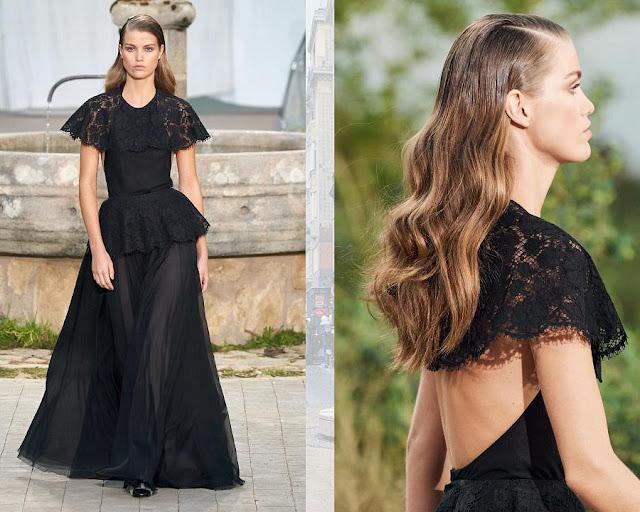 Chanel Couture весна лето 2020 10