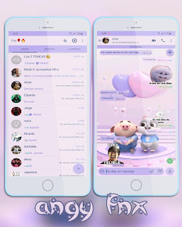 Animal Love Theme For YOWhatsApp & Fouad WhatsApp By Ave fénix