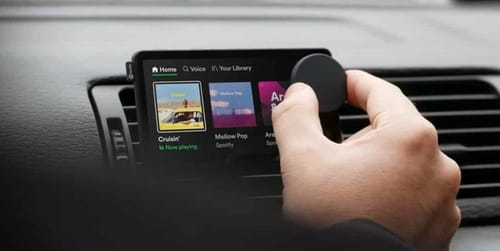 Car Thing .. the smart media player from Spotify