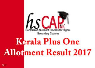 kerala-plus-one-trial-allotment-2017