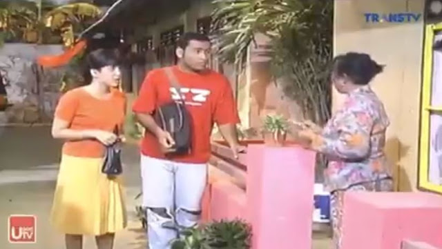Facts behind viral scenes of the Indonesian TV series 'Bajaj Bajuri' predicting corona disease