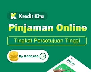 kredit kita apk pinjaman online mudah acc