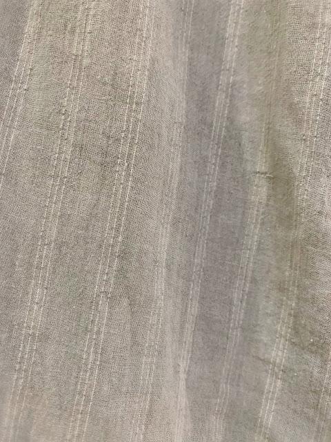 COSMICWONDER【コズミックワンダー】Khadi cotton mandarin collar dress◆八十八/丸亀香川県・eighty88eight/新居浜愛媛県エイティエイト