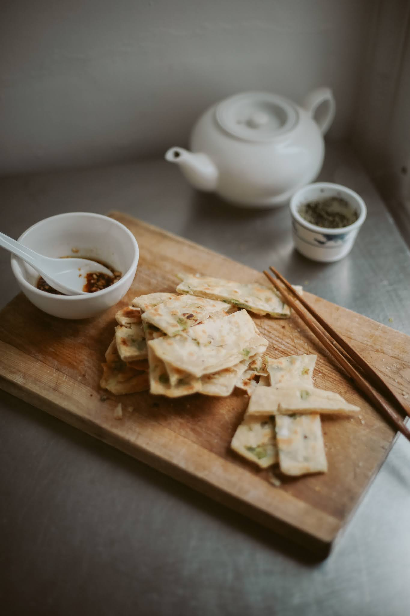 Rêveuse Recipe: Taiwanese Spring Onion Pancake