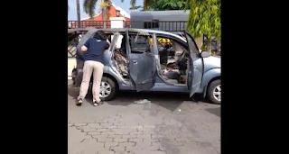 Kerabat Presiden Jokowi di Solo Tewas Terbakar di Dalam Mobil, Diduga Jadi Korban Pembunuhan