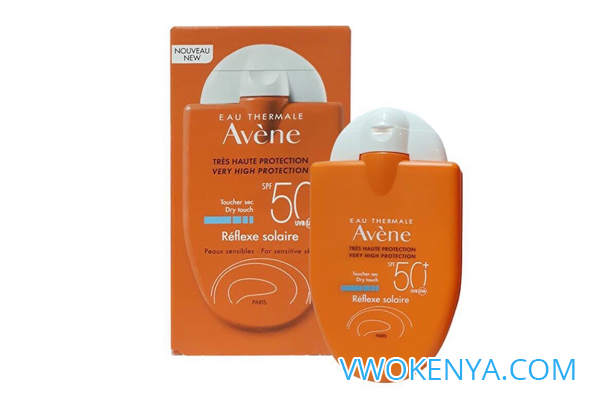 Kem Chống Nắng Avene Very High Protection Reflexe Solaire Dry Touch SPF50+ 30ml