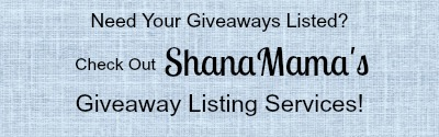 Giveaway Promotion Services - Shanamama