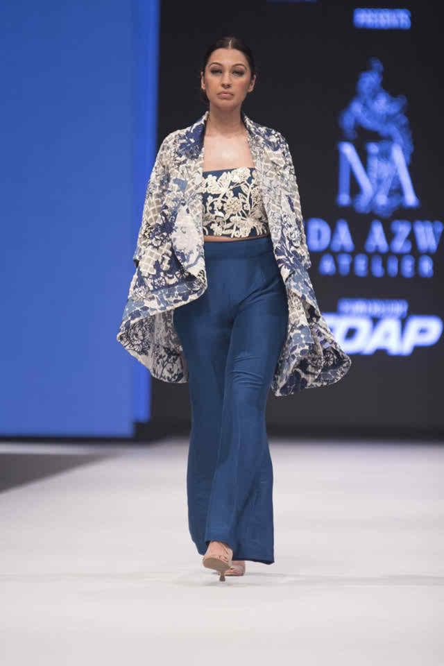 Nida Azwar Atelier Luxury Pret Collection at FPW 2016