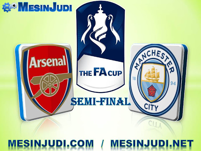 Prediksi Arsenal Vs Manchester City 23 April 2017