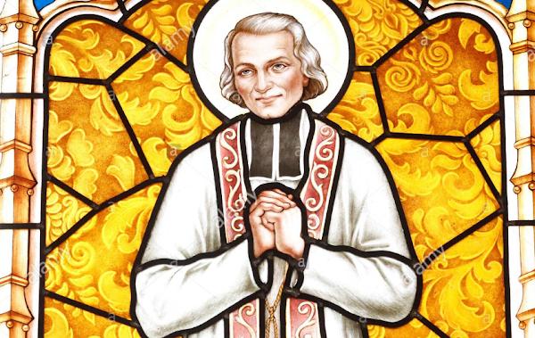 Santo Yohanes Maria Vianney