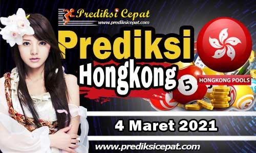 Prediksi Syair HK 4 Maret 2021