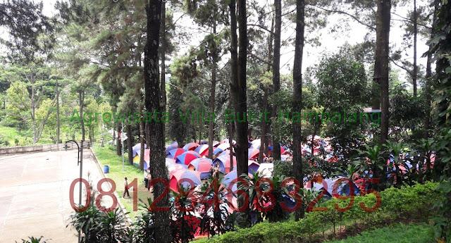 Paket Berkemah Murah daerah Agrowisata Bukit Hambalang Camp