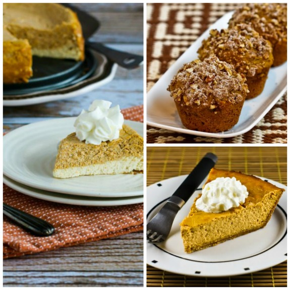 My Favorite Pumpkin Recipes, and Pumpkin Deliciousness from Other Blogs
