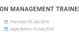 REKRUTMEN PT.TASPEN TAHUN 2018 - NON MANAGEMENT TRAINEE