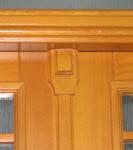 Ozdoby na drzwi