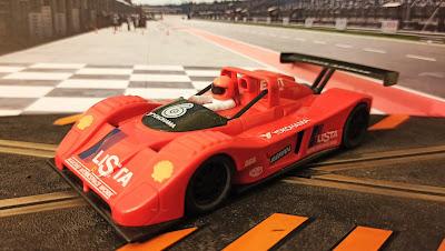 "Ferrari 333 SP Indianapolis ""Lista"" Tecnitoys"