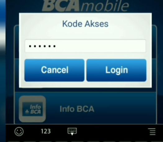 Cara tarik uang tunai tanpa Kartu ATM BCA