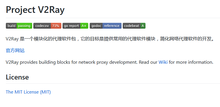 GFW BLOG(功夫网与翻墙): 轻松部署V2ray 教程
