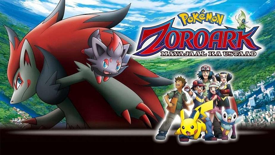Pokemon Movie 13 Zoroark Mayajaal Ka Ustaad Hindi Dubbed Download [480p, 720p HD, 1080p FHD]