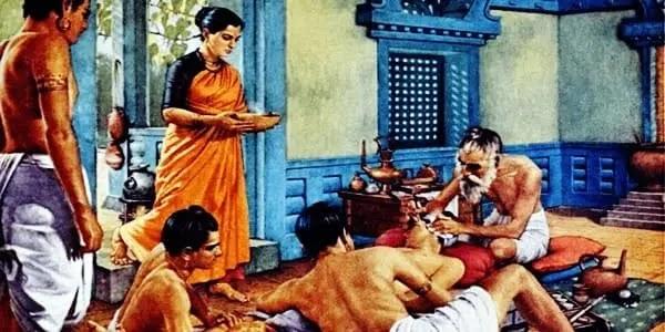 प्राचीन भारतीय प्लास्टिक सर्जरी
