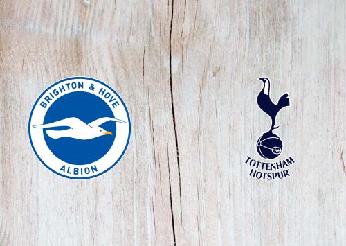 Brighton & Hove Albion vs Tottenham Hotspur -Highlights 31 January 2021