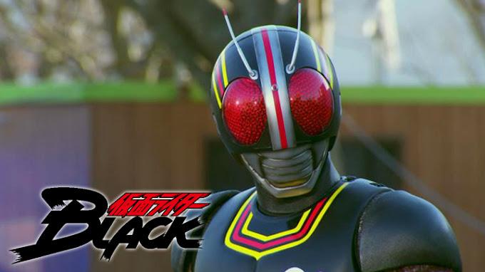 Kamen Rider Black Episode 1 - 51 (Tamat) Batch Subtitle Indonesia