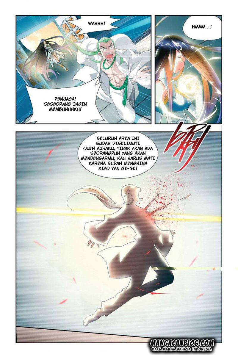 Battle Through Heaven Chapter 17-14