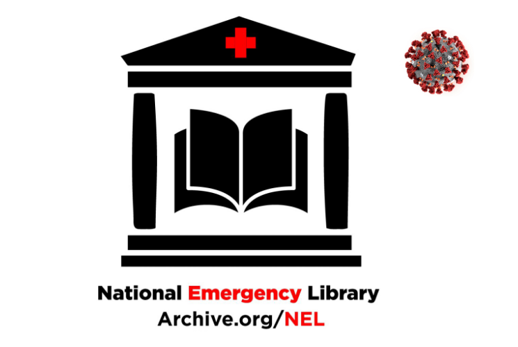 Internet Archive- National Emergency Library