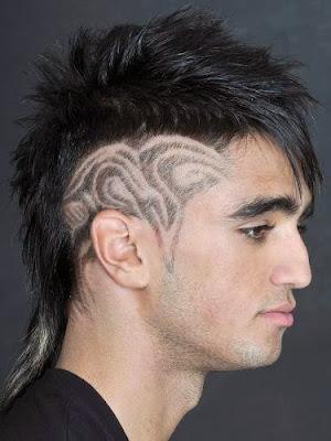 Weird Hairstyles Fashionate Trends