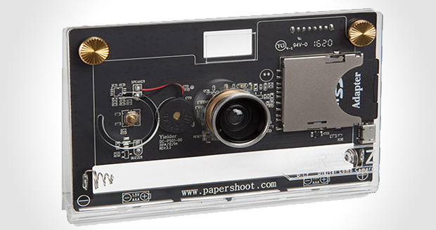 CROZ See-through Digital Camera