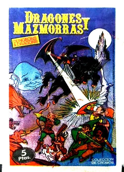 Sobre Dragones y Mazmorras Pacosa Dos