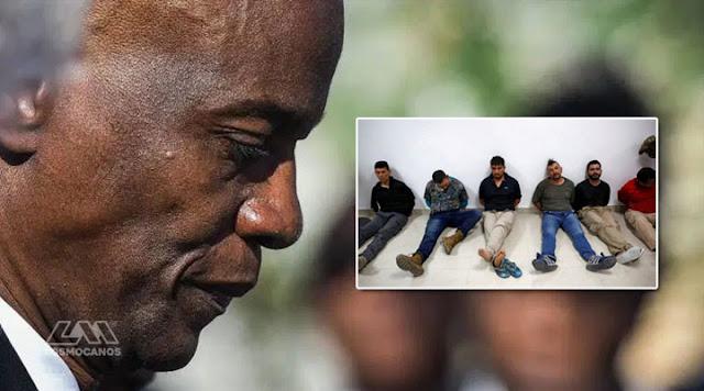 Presidente de Haití, Jovenel Moïse, sufrió torturas antes de su asesinato