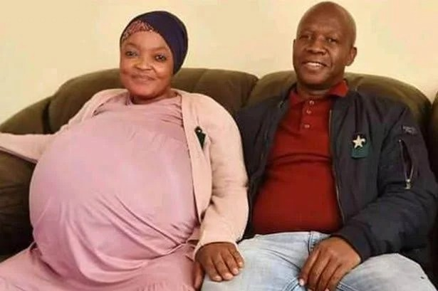 Una pareja en Sudáfrica finge haber dado a luz a 10 bebés para recibir donaciones; gobierno ya los busca