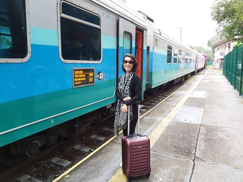 Trem Belo Horizonte Vitória Espírito Santo