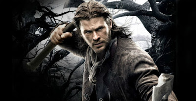 The Huntsman slash Thor slash Chris Hemsworth