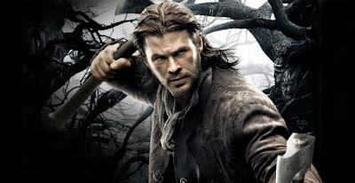 The Huntsman slash Thor slash Chris Hemsworth