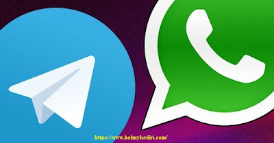 Keunggulan Telegram Dibandingkan WhatsApp