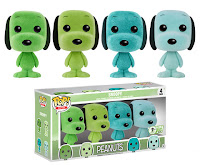 Funko Pop! Peanuts 4 mini pack