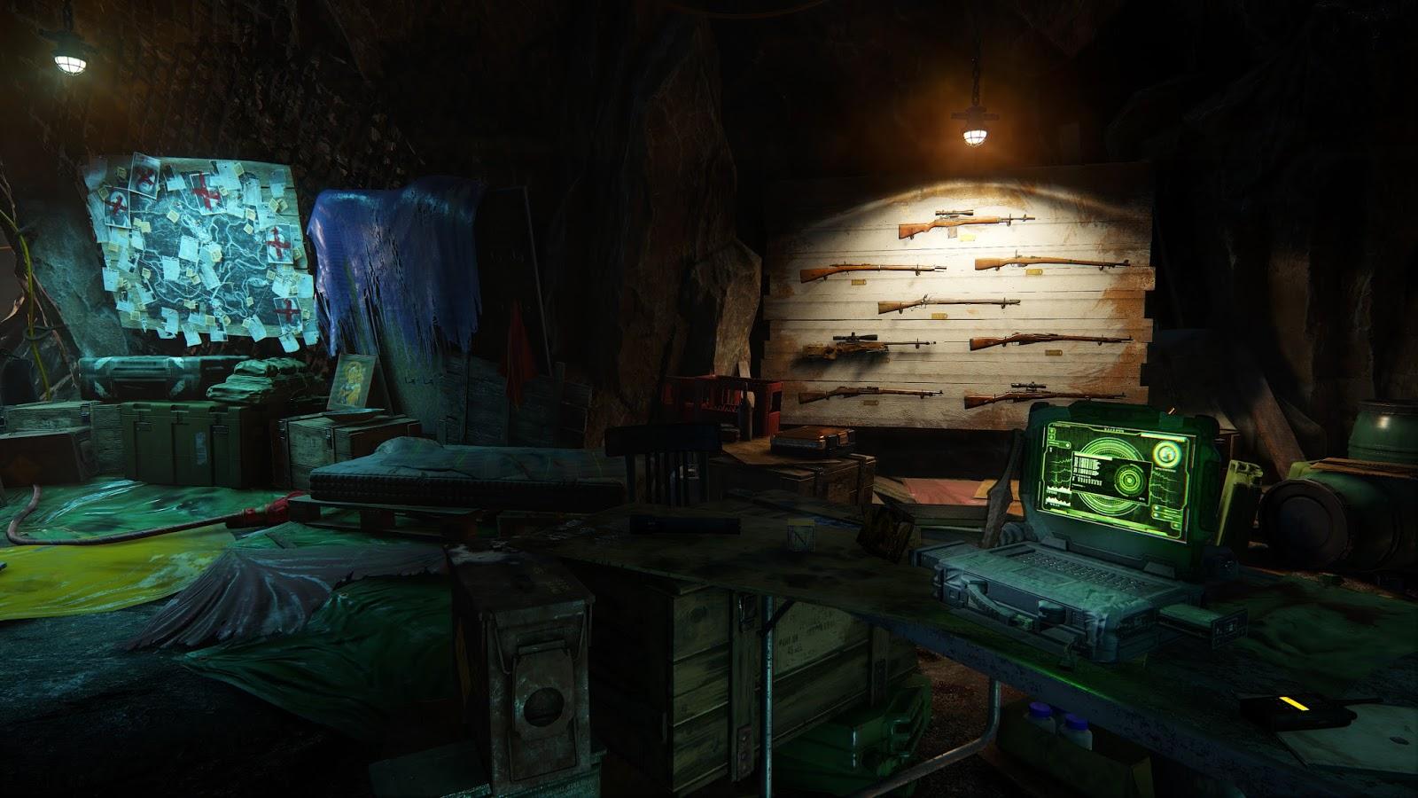 Sniper Ghost Warrior 3 nos muestra su refugio y nuevas imágenes