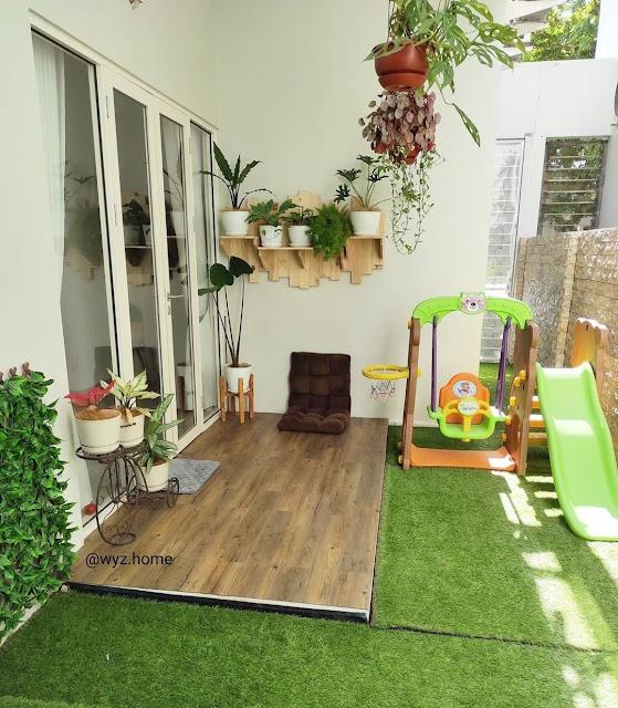 Taman Depan Rumah Sederhana Terbaru